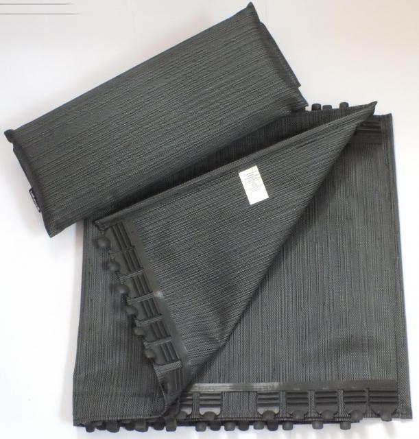 XL Ersatzbezug Für Relaxliege Futura Clippe Und RSX / RSXA, Farbe Obsidian