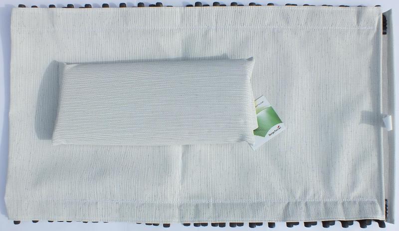 Ersatzbezug für Lafuma Relaxliege Evolution Clippe, Farbe Ecume ...